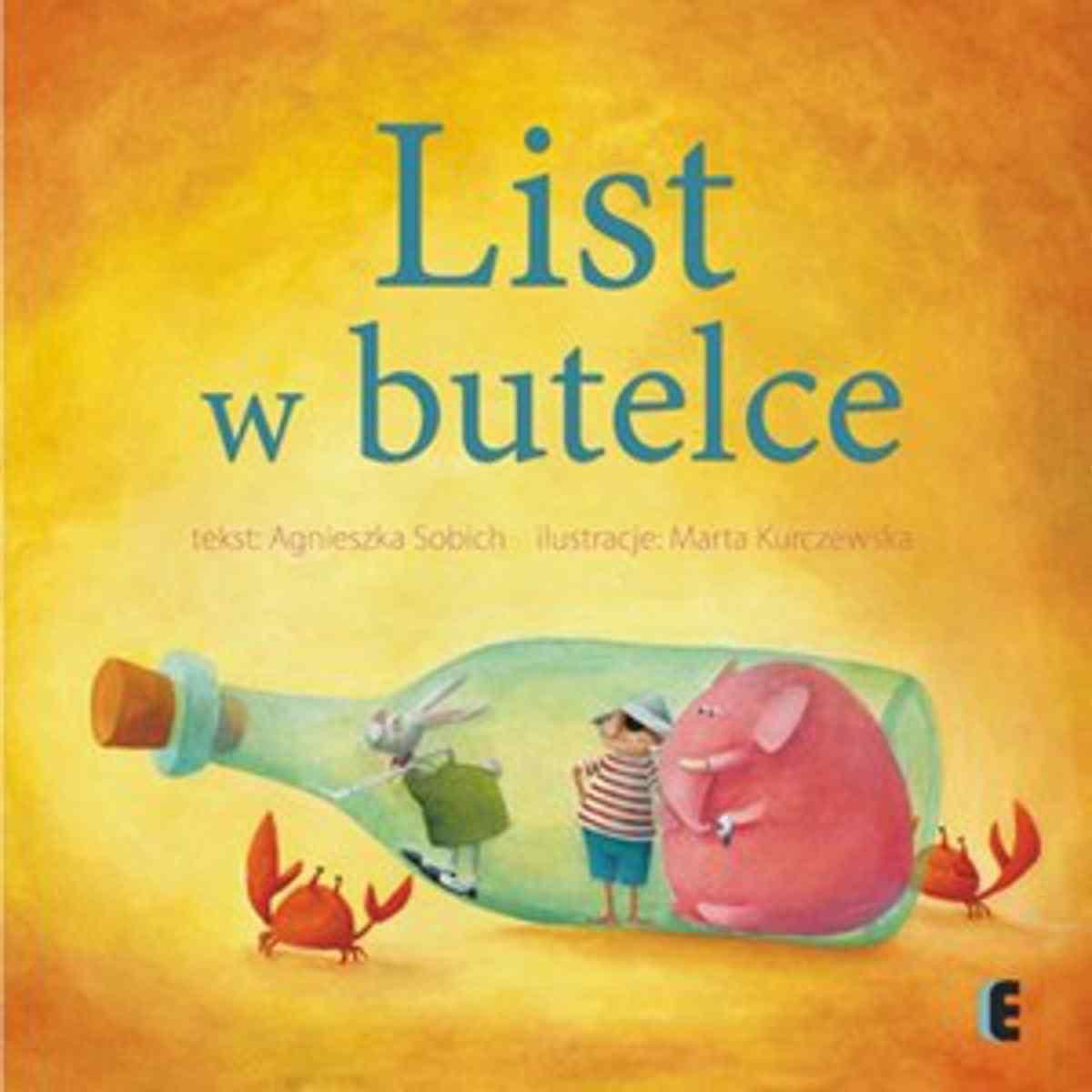 List w butelce - Ebook (Książka PDF) do pobrania w formacie PDF