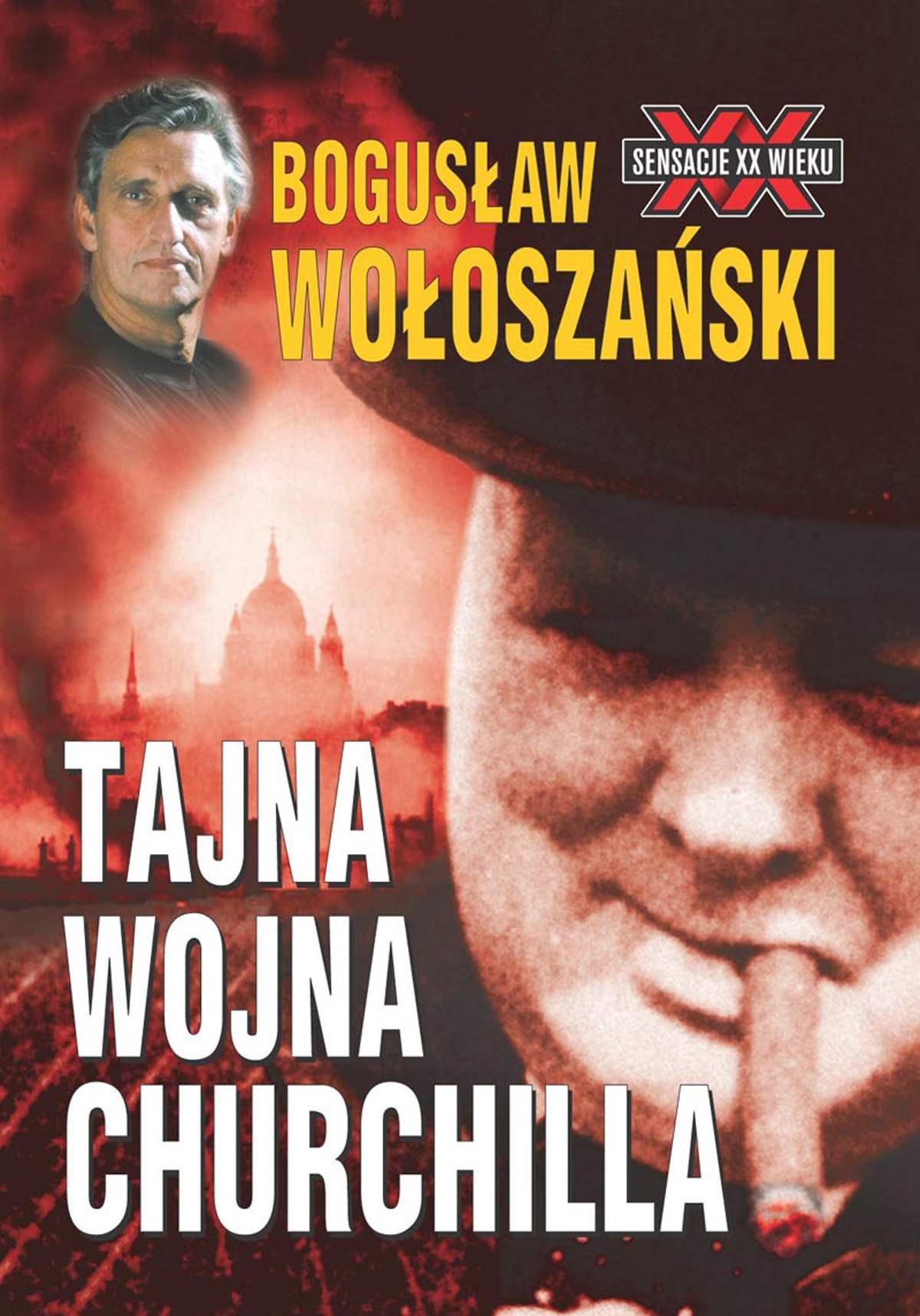 Tajna Wojna Churchilla - Ebook (Książka na Kindle) do pobrania w formacie MOBI