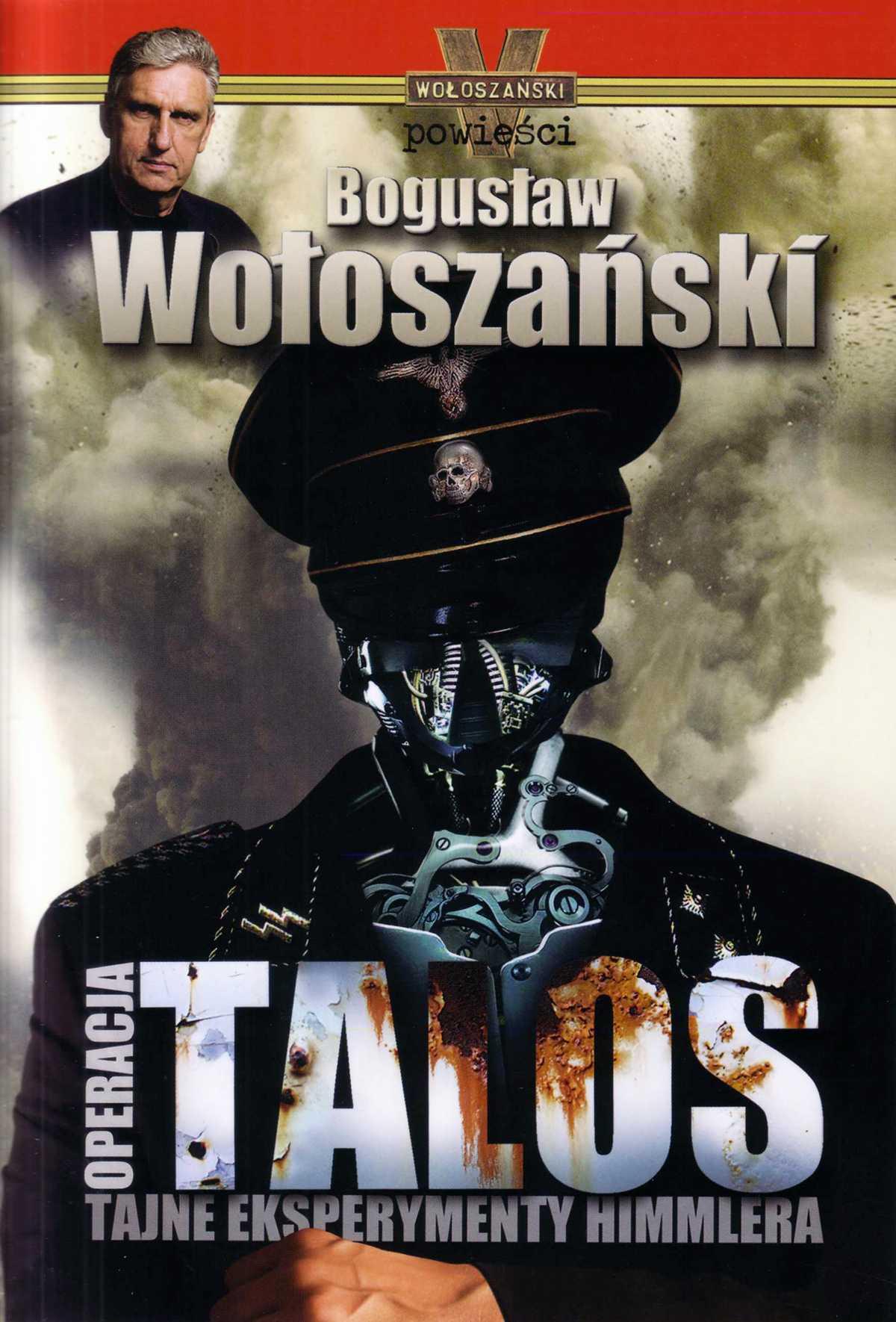 Operacja Talos - Ebook (Książka na Kindle) do pobrania w formacie MOBI