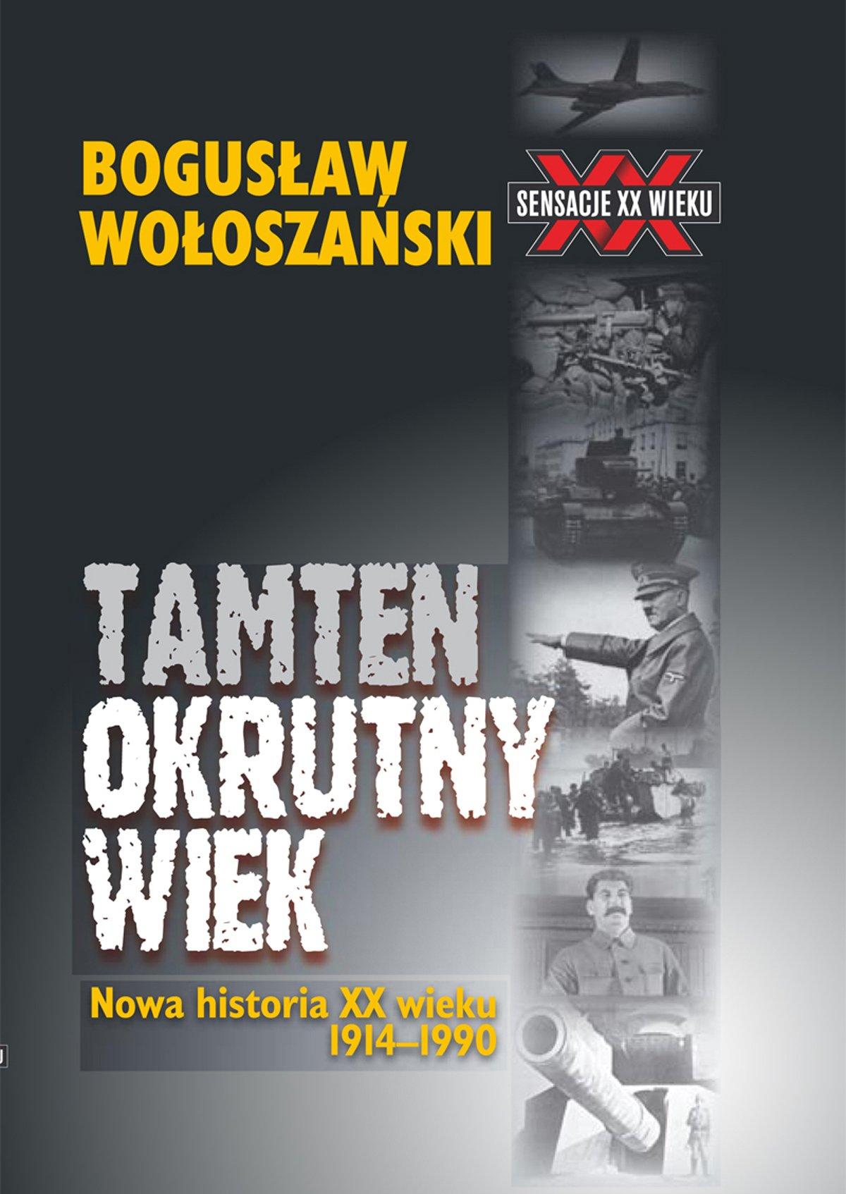 Tamten okrutny wiek - Ebook (Książka EPUB) do pobrania w formacie EPUB