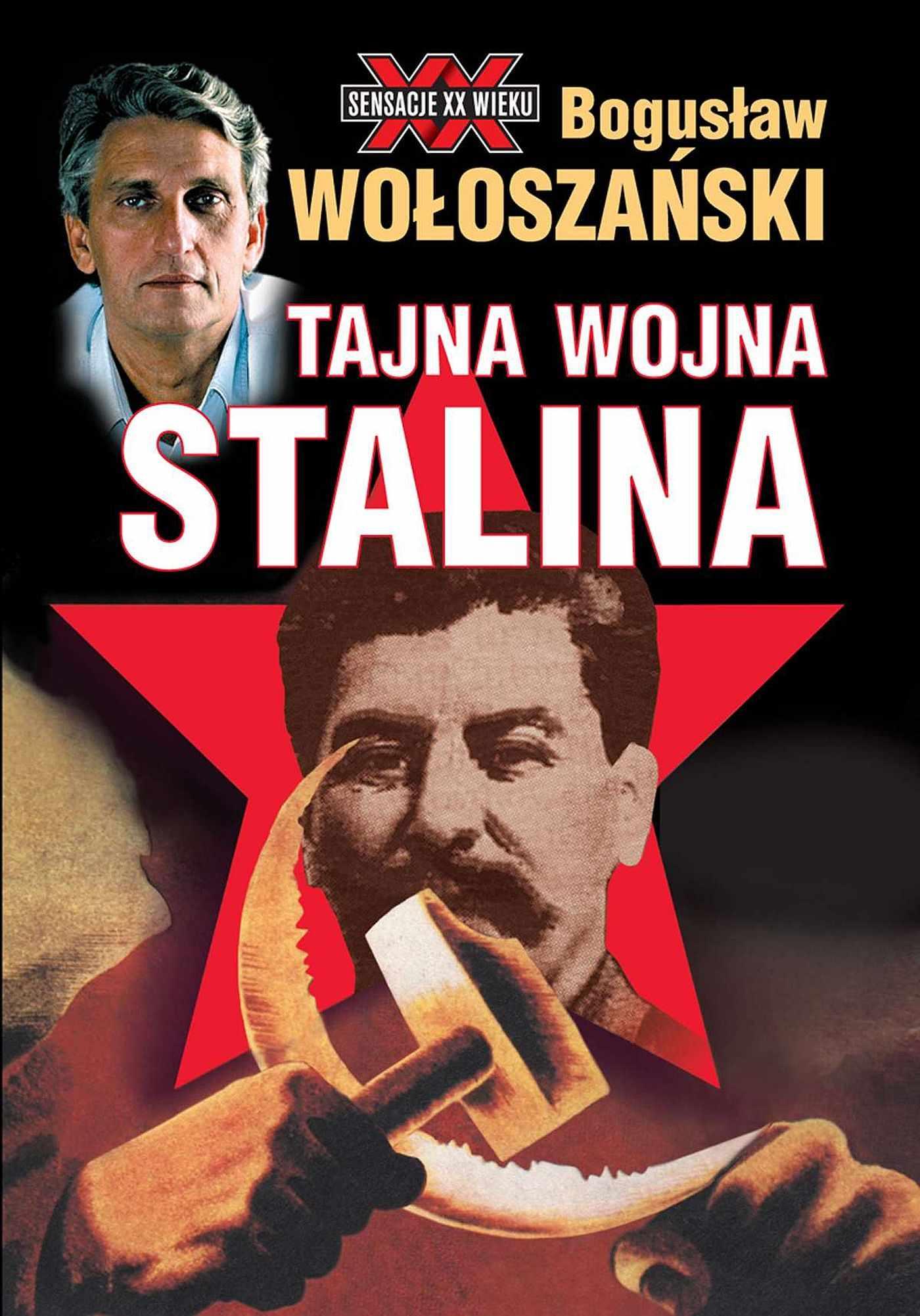 Tajna wojna Stalina - Ebook (Książka EPUB) do pobrania w formacie EPUB