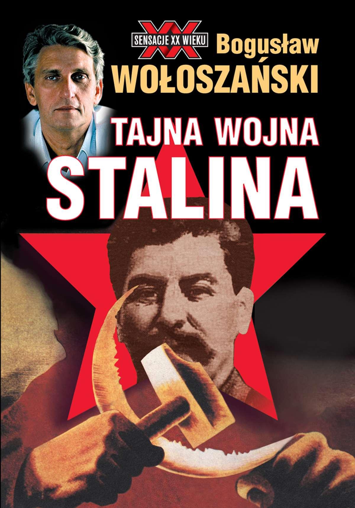 Tajna wojna Stalina - Ebook (Książka na Kindle) do pobrania w formacie MOBI