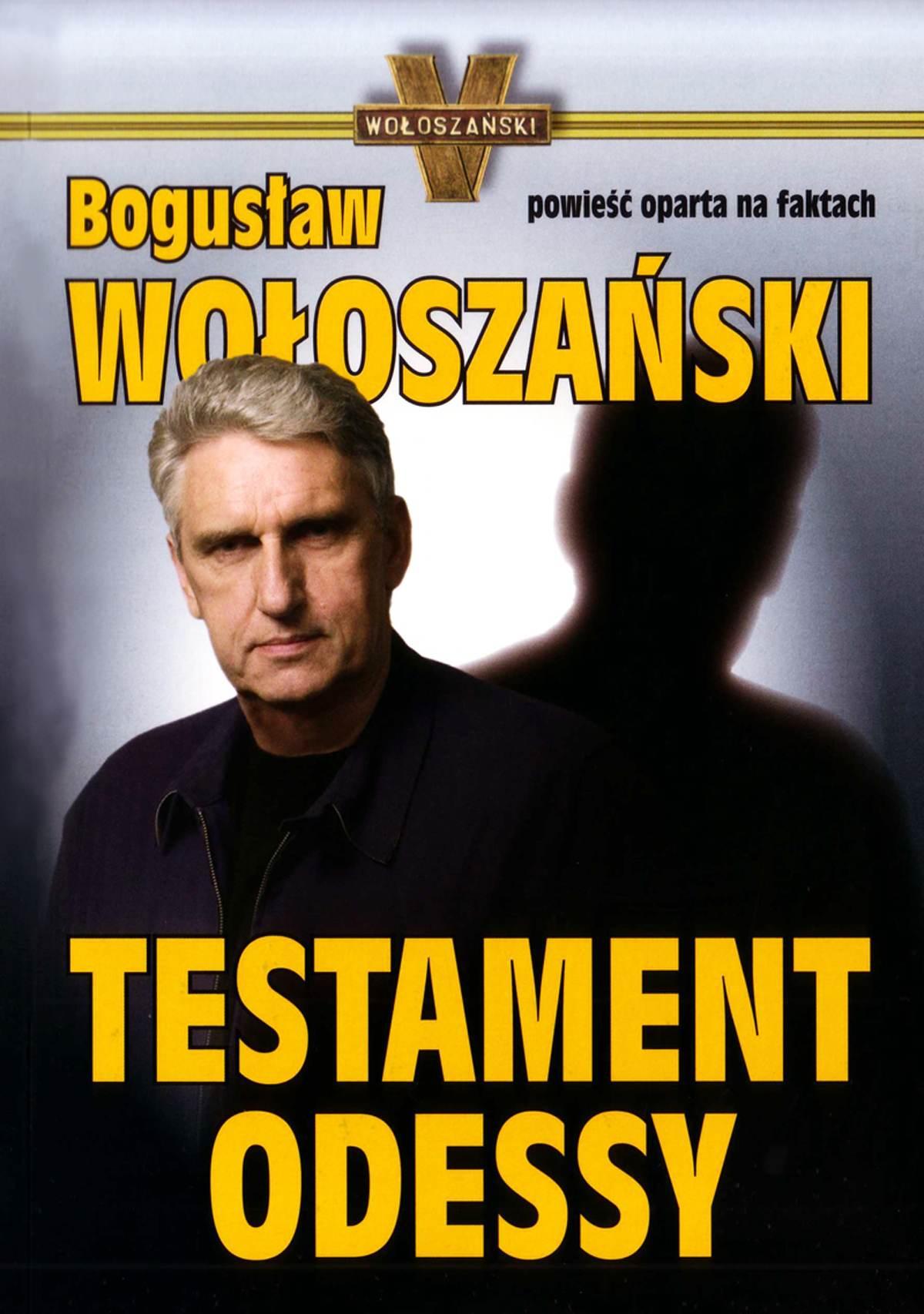 Testament Odessy - Ebook (Książka na Kindle) do pobrania w formacie MOBI