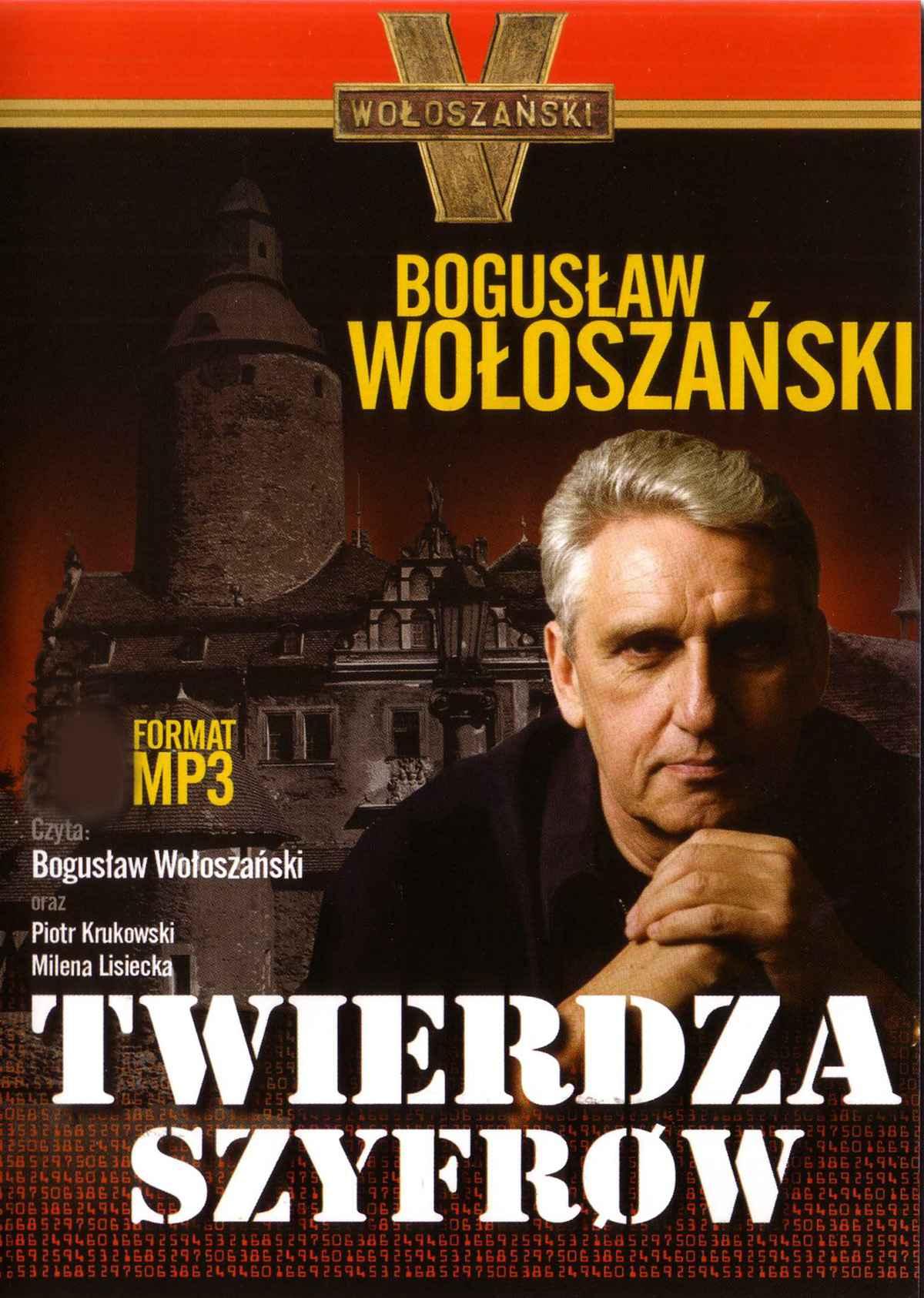 Twierdza Szyfrów - Audiobook (Książka audio MP3) do pobrania w całości w archiwum ZIP