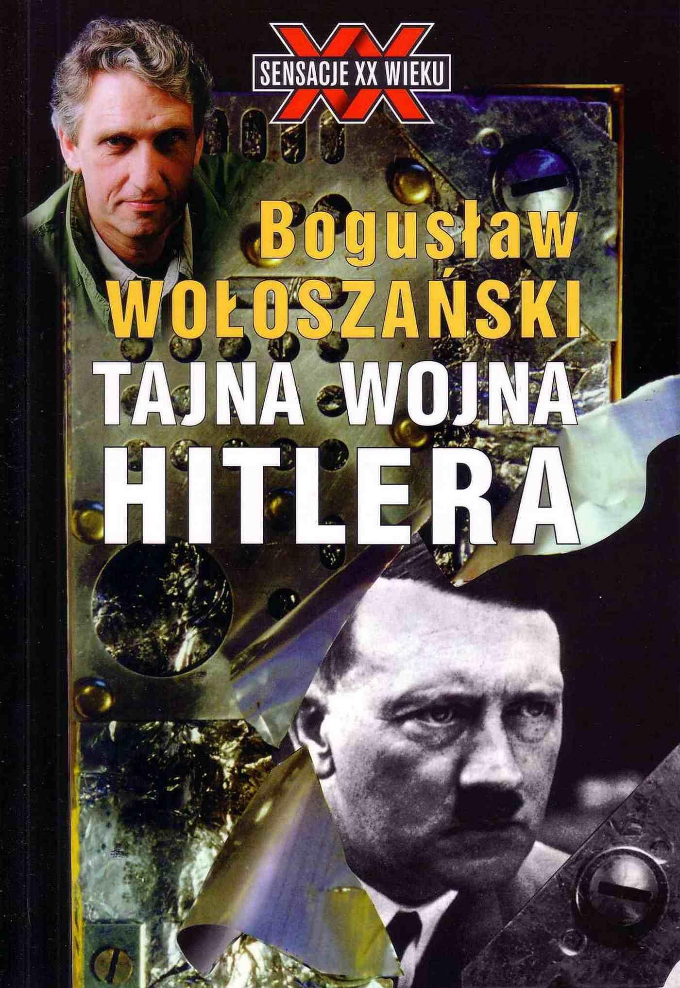 Tajna wojna Hitlera - Ebook (Książka EPUB) do pobrania w formacie EPUB