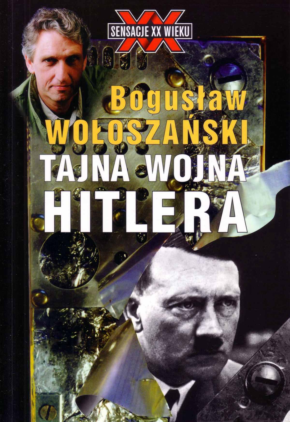 Tajna wojna Hitlera - Ebook (Książka na Kindle) do pobrania w formacie MOBI