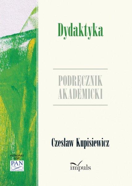 Dydaktyka - Ebook (Książka PDF) do pobrania w formacie PDF