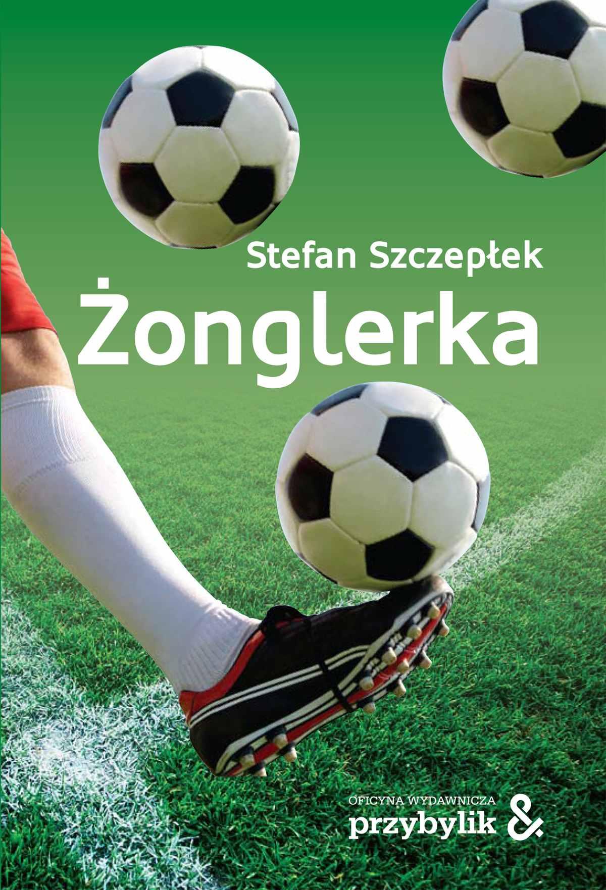 Żonglerka - Ebook (Książka na Kindle) do pobrania w formacie MOBI