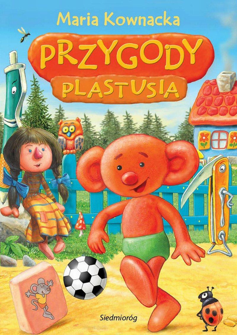 Przygody Plastusia - Ebook (Książka EPUB) do pobrania w formacie EPUB
