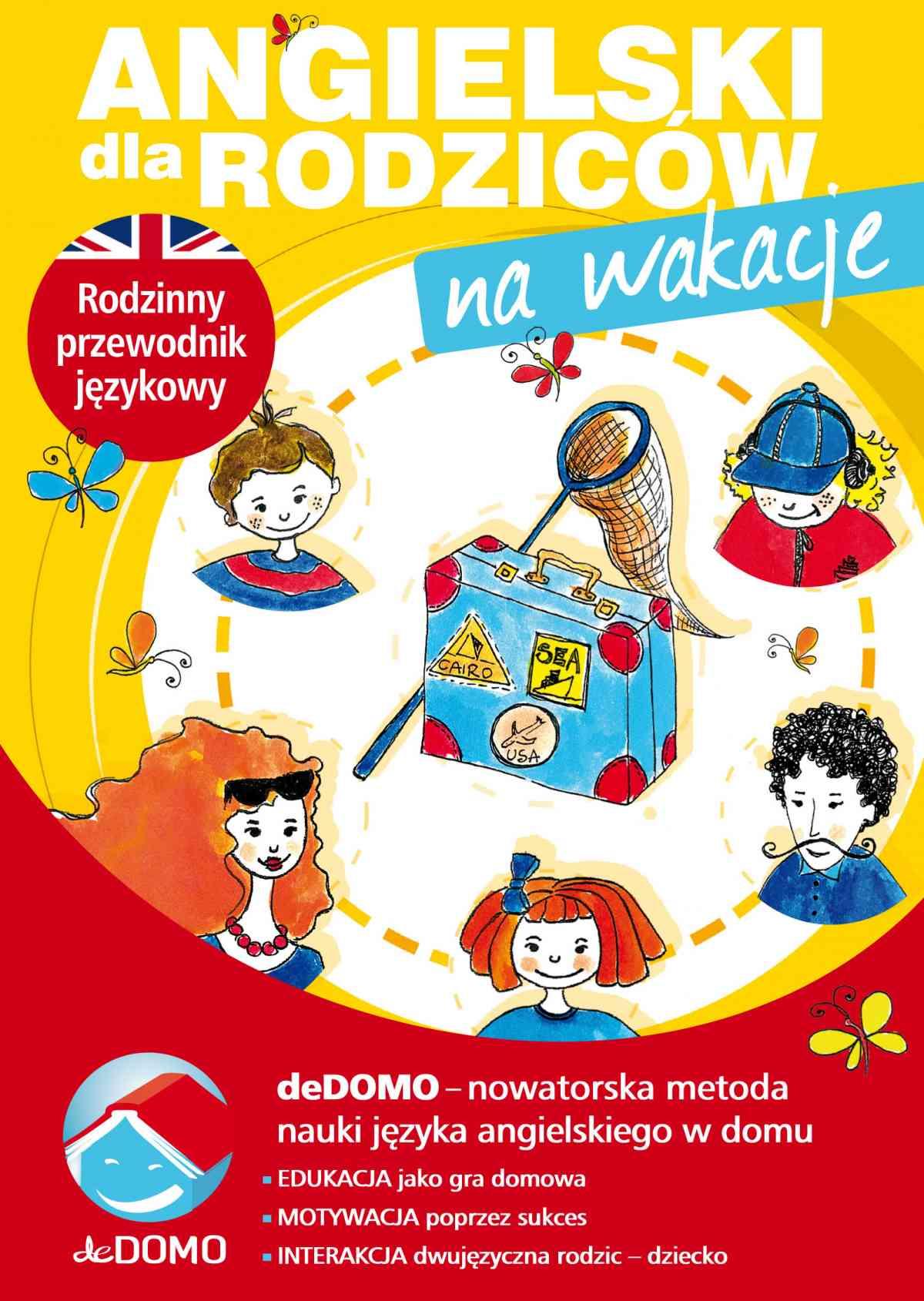 Angielski dla rodziców. Na wakacje. deDOMO - Ebook (Książka PDF) do pobrania w formacie PDF