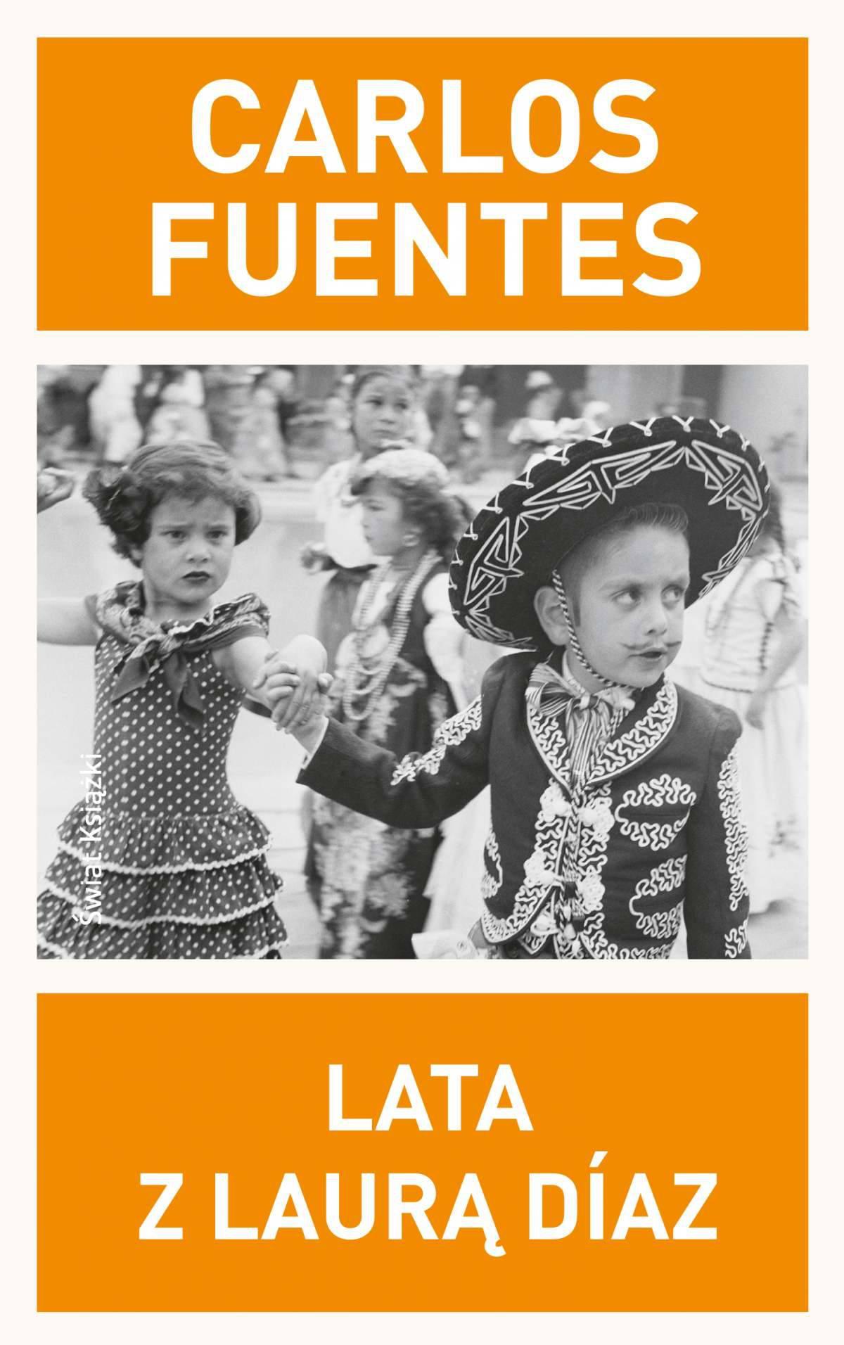 Lata z Laurą Díaz - Ebook (Książka EPUB) do pobrania w formacie EPUB