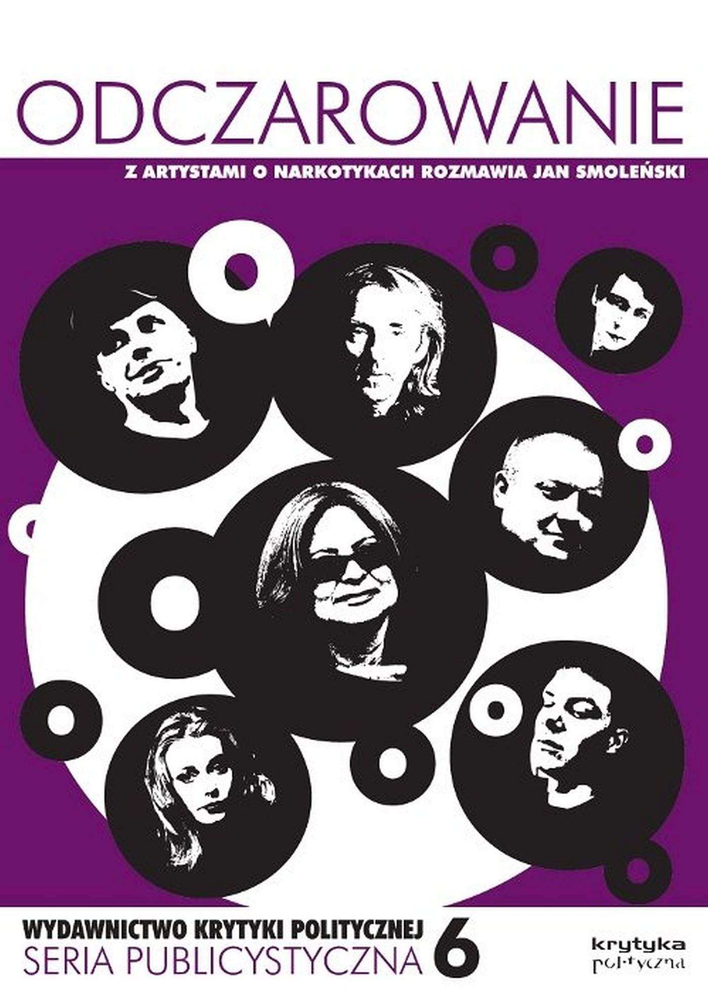 Odczarowanie. Z artystami o narkotykach - Ebook (Książka EPUB) do pobrania w formacie EPUB