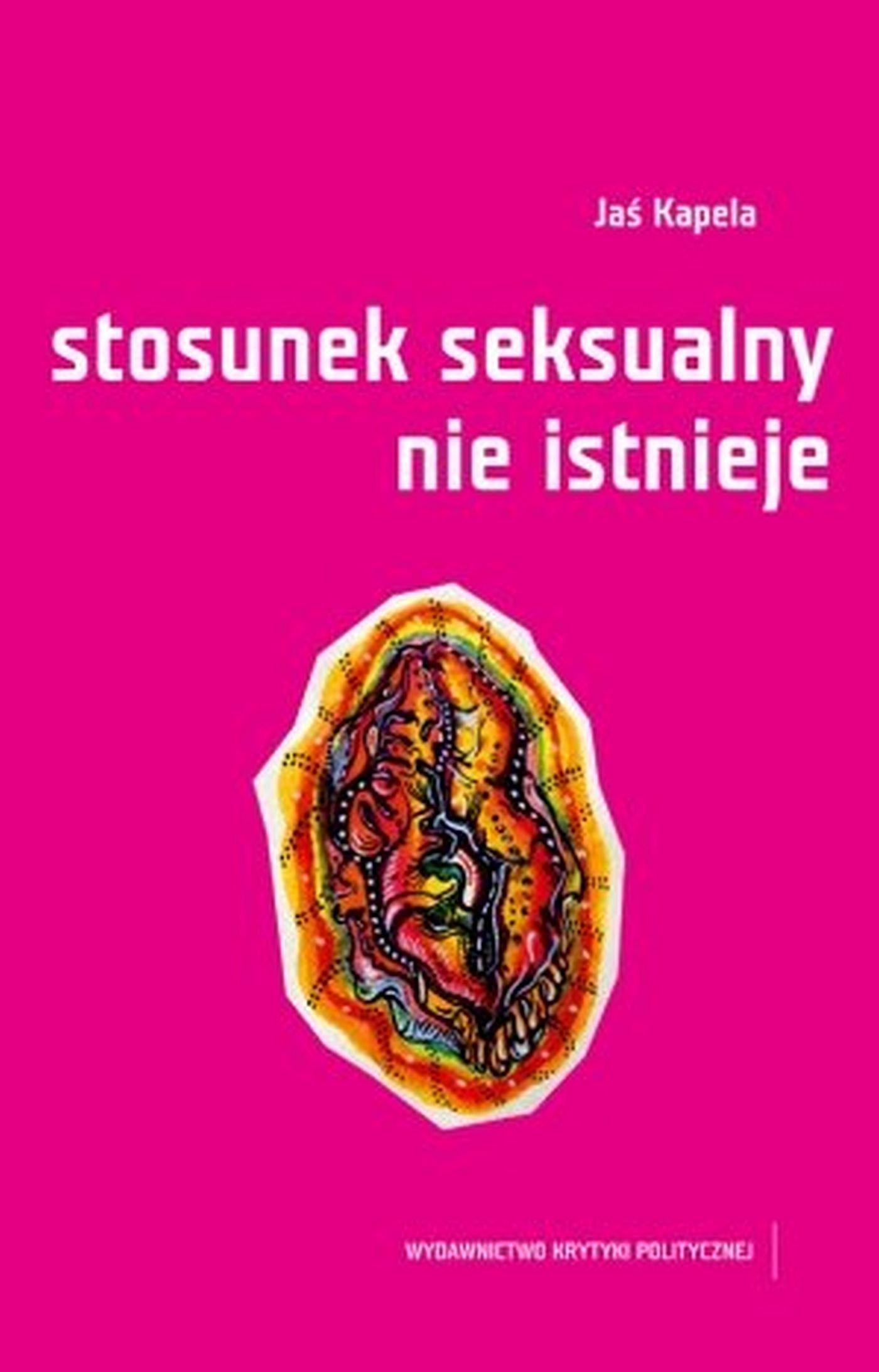 Stosunek seksualny nie istnieje - Ebook (Książka EPUB) do pobrania w formacie EPUB