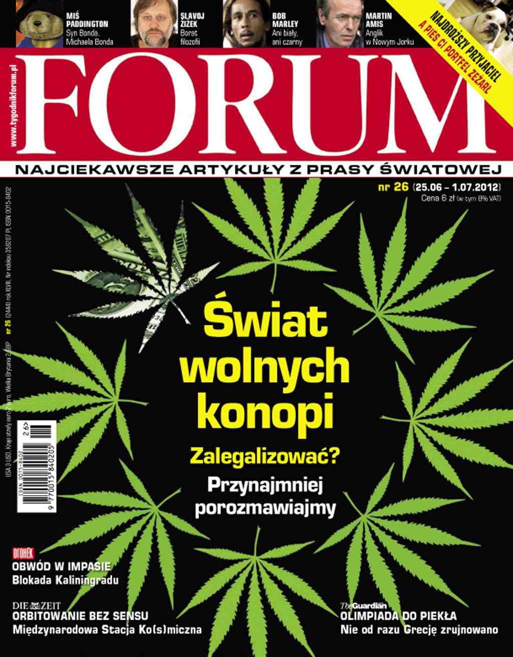 Forum nr 26/2012 - Ebook (Książka PDF) do pobrania w formacie PDF