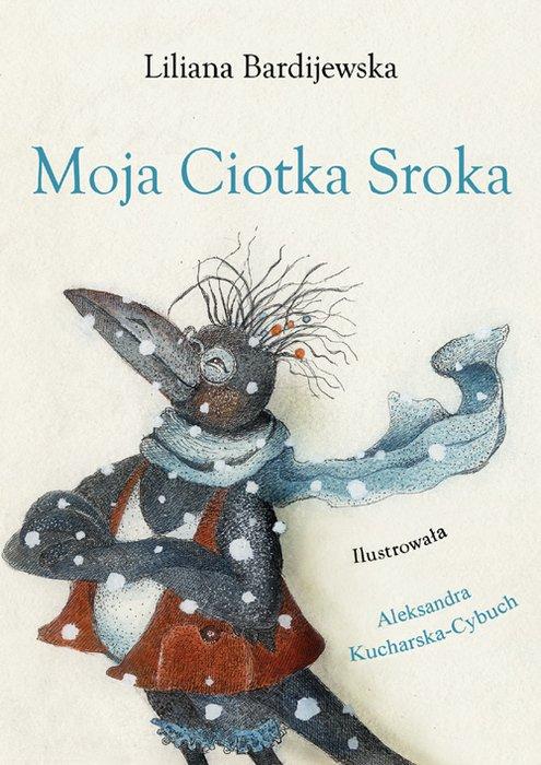 Moja Ciotka Sroka - Ebook (Książka na Kindle) do pobrania w formacie MOBI