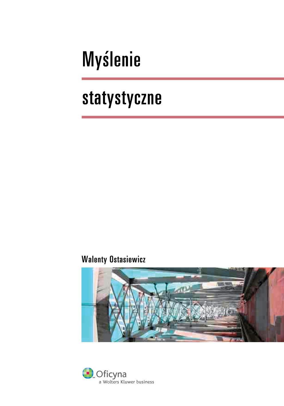 Myślenie statystyczne - Ebook (Książka PDF) do pobrania w formacie PDF