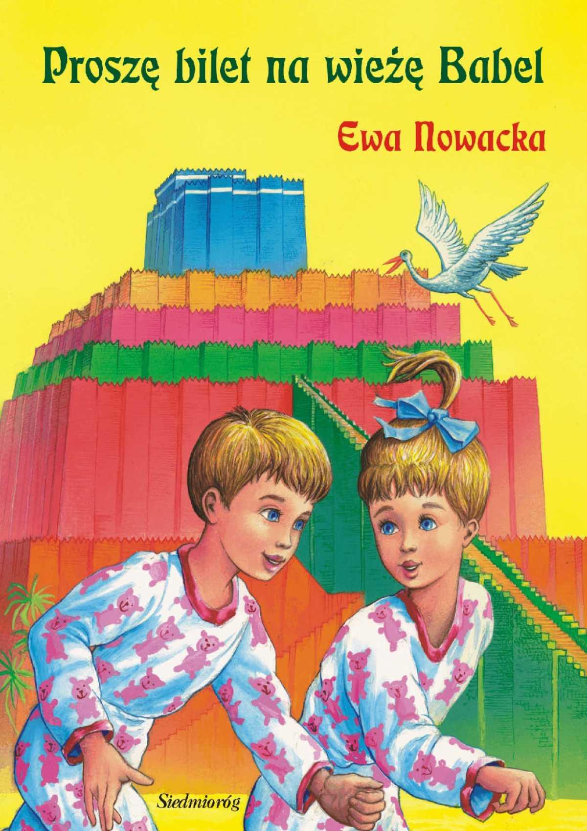 Proszę bilet na wieżę Babel - Ebook (Książka EPUB) do pobrania w formacie EPUB