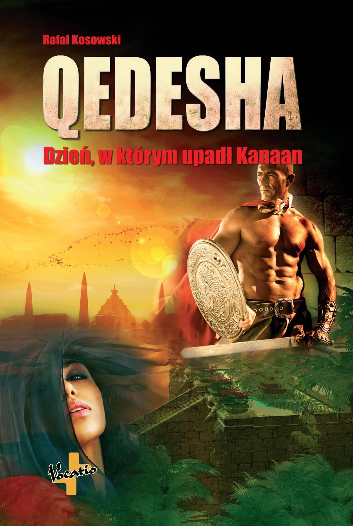Qedesha - Ebook (Książka EPUB) do pobrania w formacie EPUB