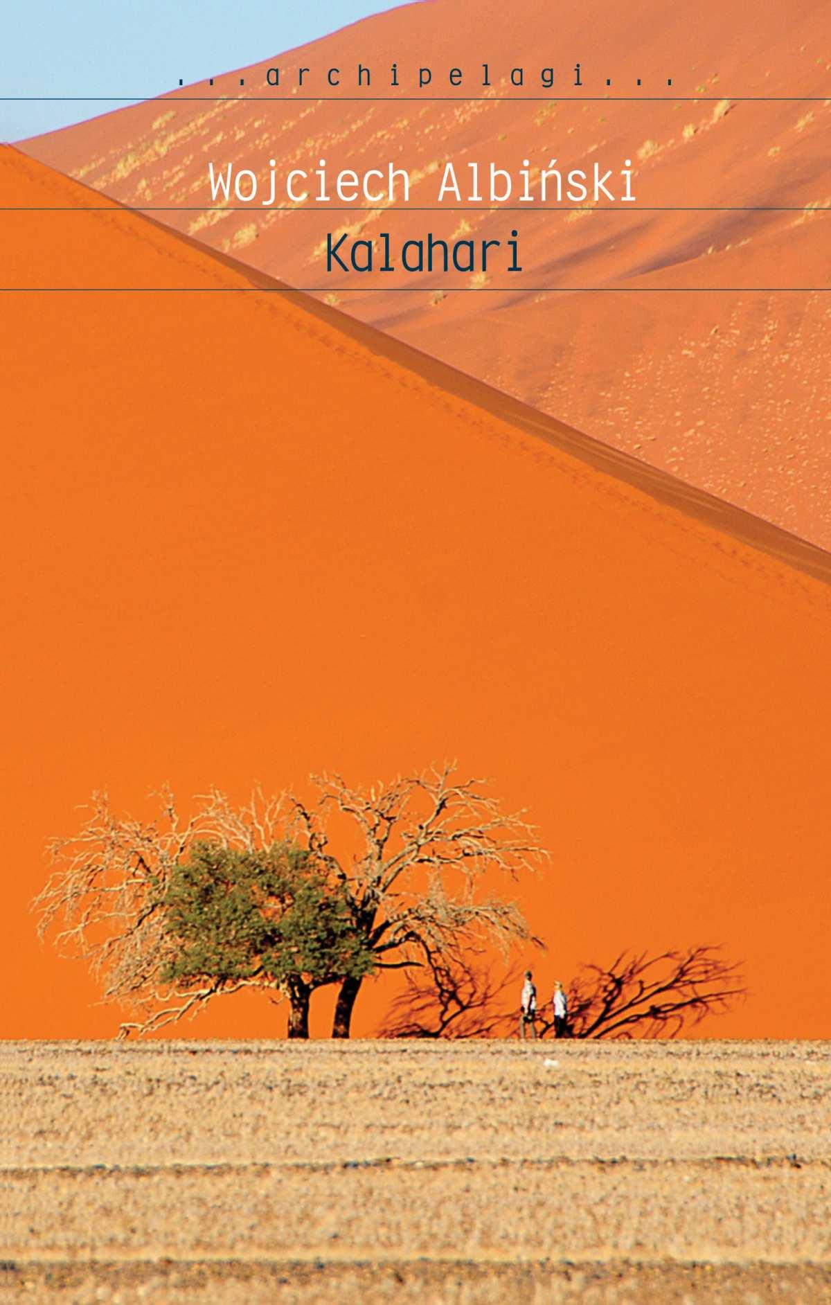 Kalahari - Ebook (Książka na Kindle) do pobrania w formacie MOBI