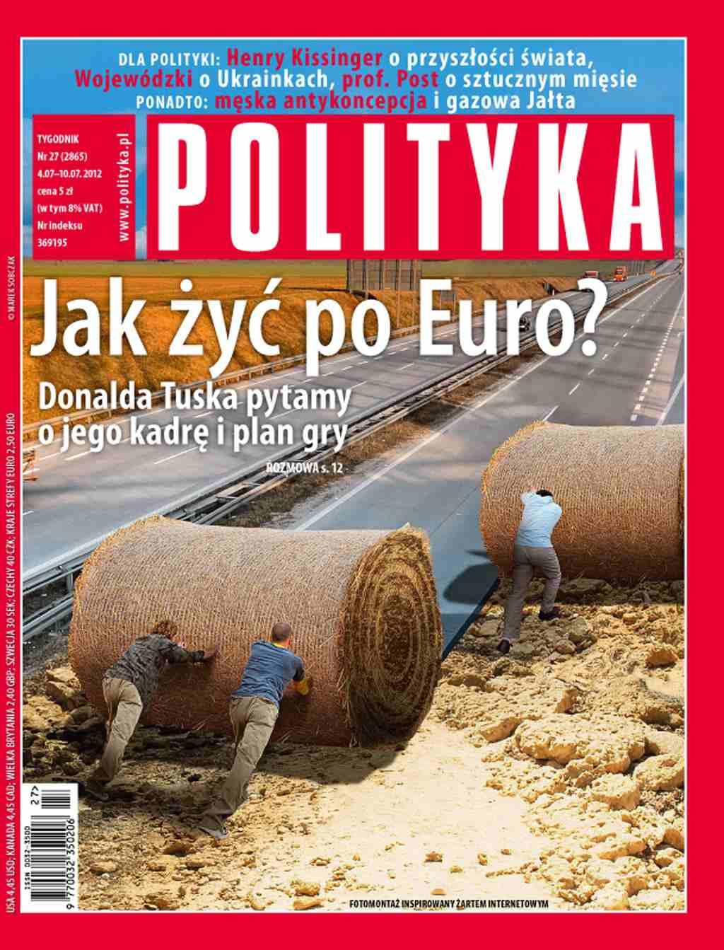 Polityka nr 27/2012 - Ebook (Książka PDF) do pobrania w formacie PDF