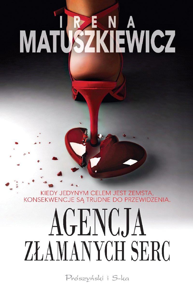 Agencja złamanych serc - Ebook (Książka na Kindle) do pobrania w formacie MOBI