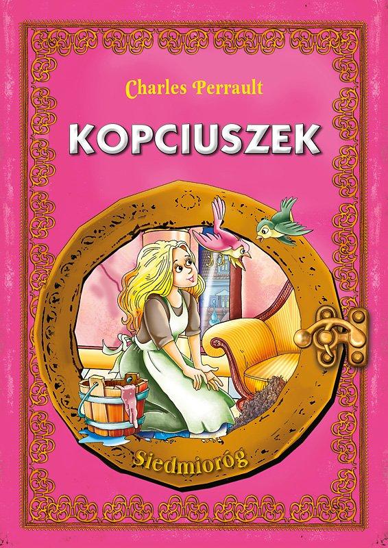 Kopciuszek - Ebook (Książka na Kindle) do pobrania w formacie MOBI