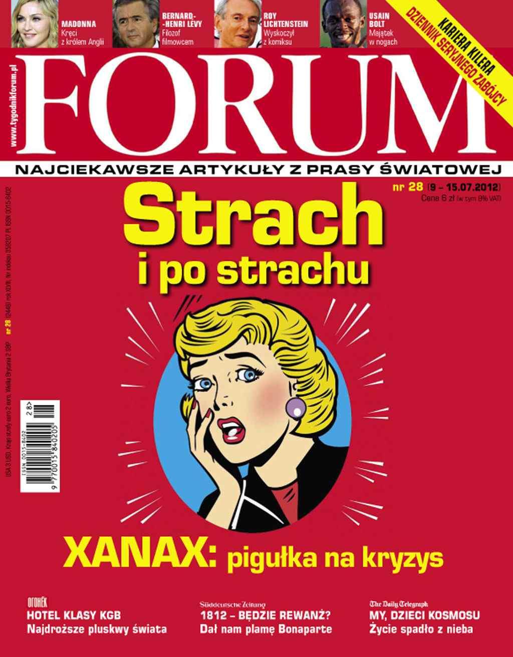 Forum nr 28/2012 - Ebook (Książka PDF) do pobrania w formacie PDF