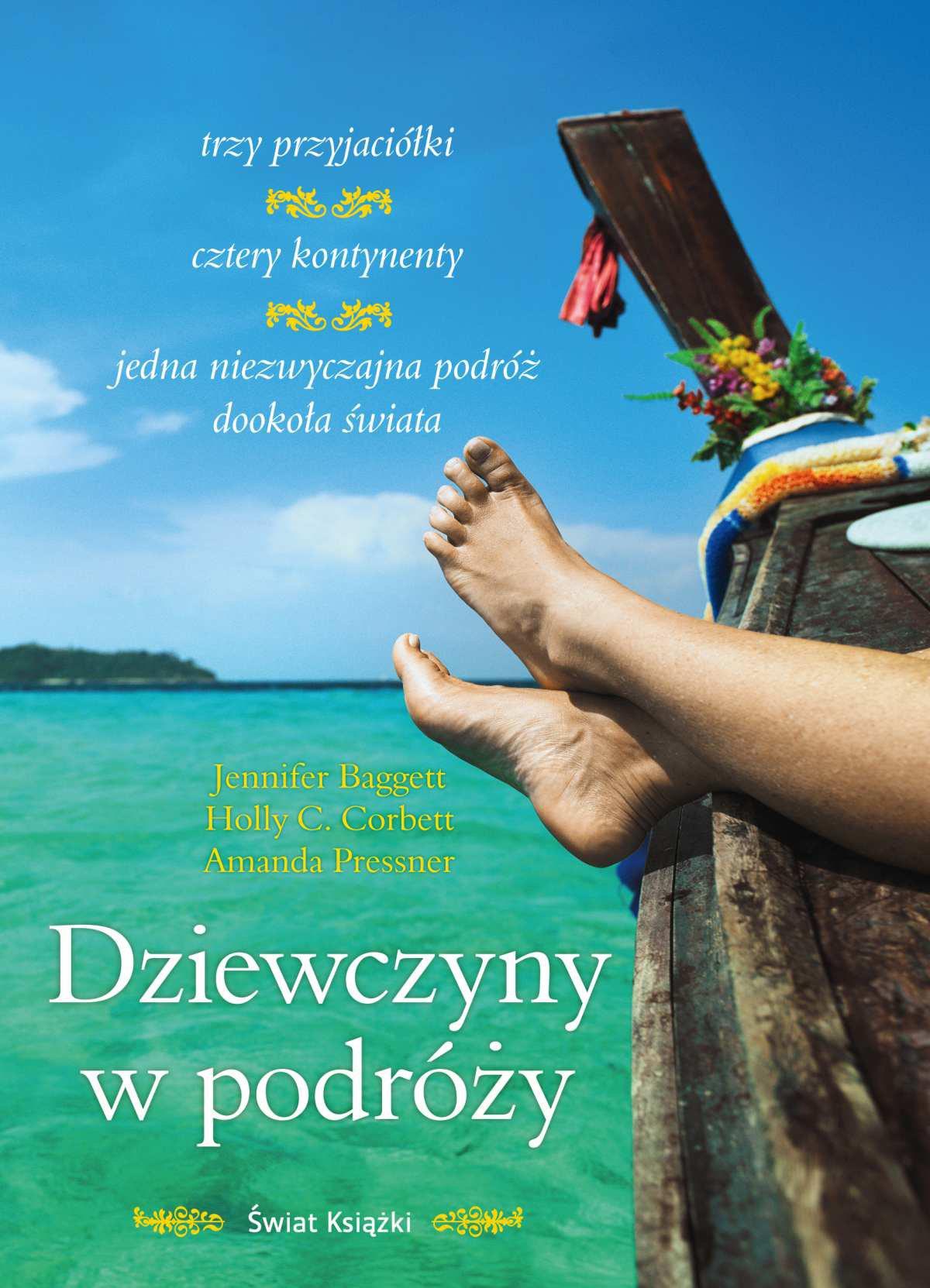 Dziewczyny w podróży - Ebook (Książka EPUB) do pobrania w formacie EPUB