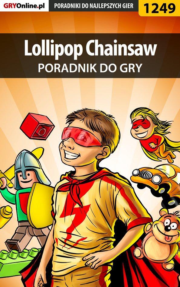 Lollipop Chainsaw - poradnik do gry - Ebook (Książka PDF) do pobrania w formacie PDF