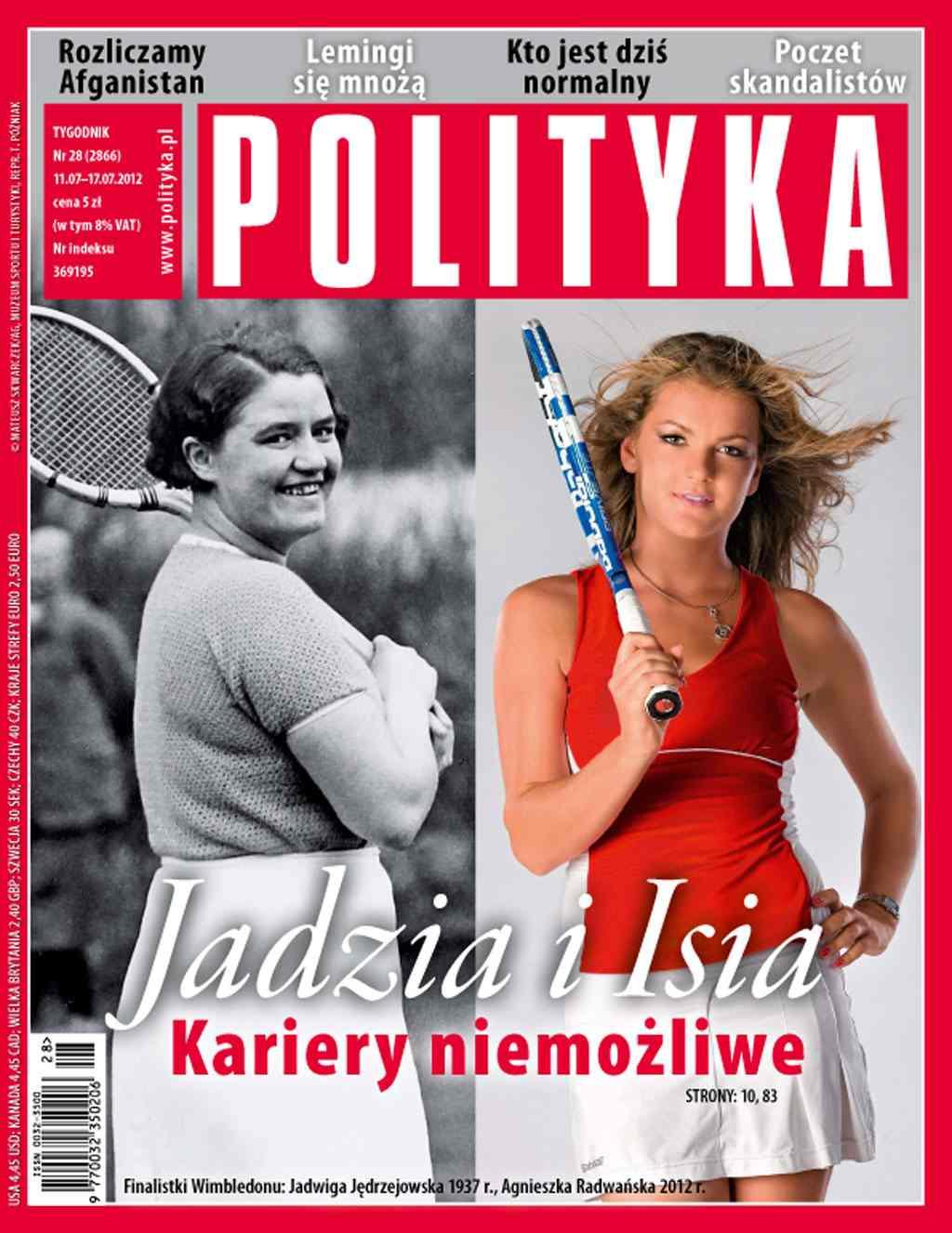 Polityka nr 28/2012 - Ebook (Książka PDF) do pobrania w formacie PDF
