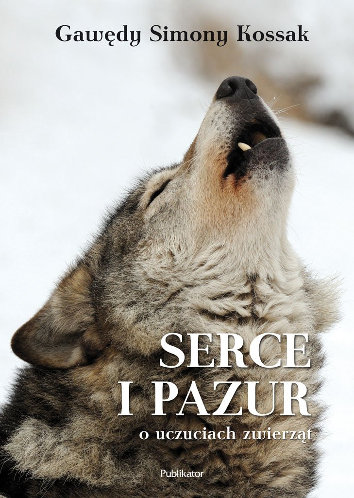 """Gawędy Simony Kossak. """"Serce i Pazur o uczuciach zwierząt"""" - Ebook (Książka na Kindle) do pobrania w formacie MOBI"""