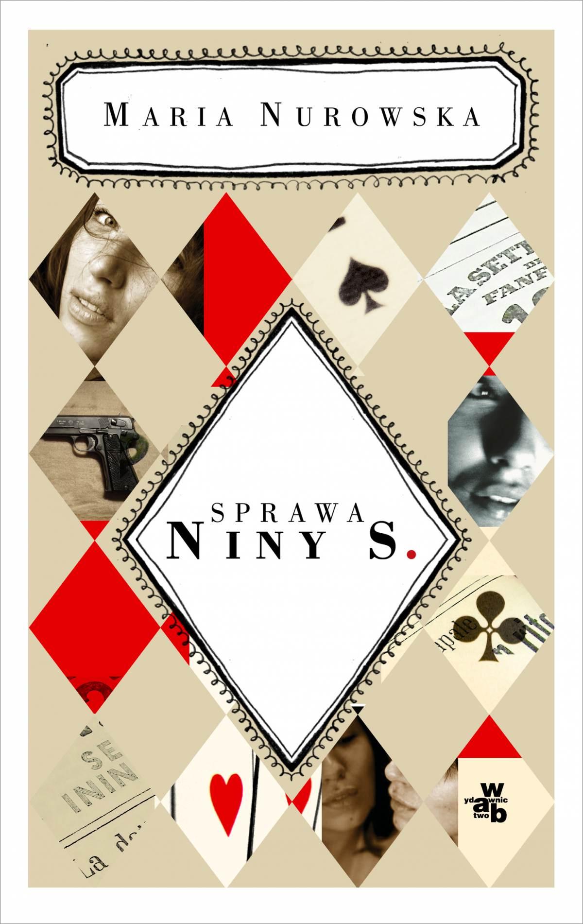 Sprawa Niny S. - Ebook (Książka na Kindle) do pobrania w formacie MOBI