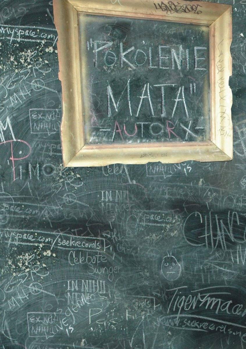 Pokolenie Mata - Ebook (Książka na Kindle) do pobrania w formacie MOBI