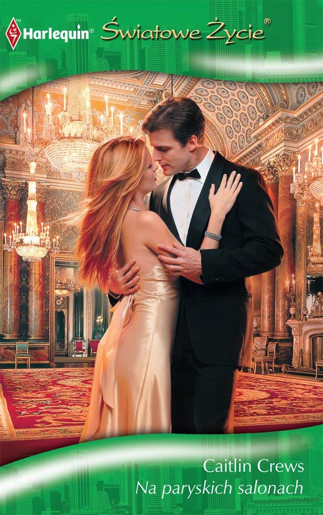 Na paryskich salonach - Ebook (Książka na Kindle) do pobrania w formacie MOBI