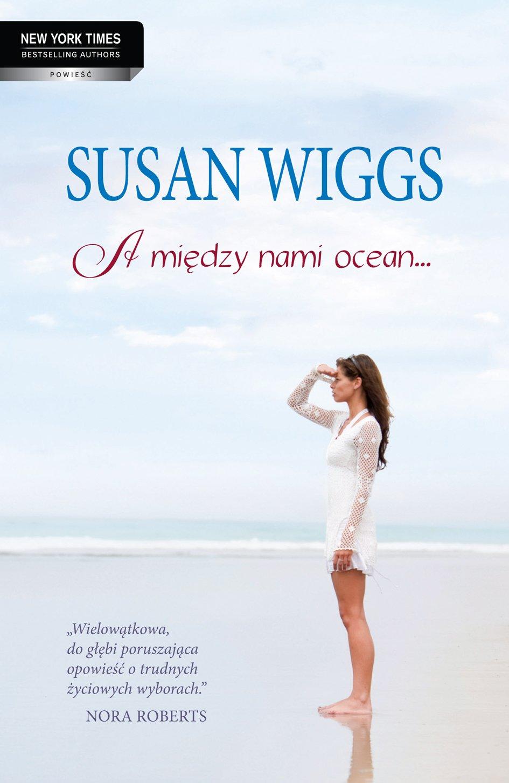 A między nami ocean… - Ebook (Książka na Kindle) do pobrania w formacie MOBI