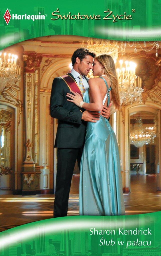 Ślub w pałacu - Ebook (Książka na Kindle) do pobrania w formacie MOBI