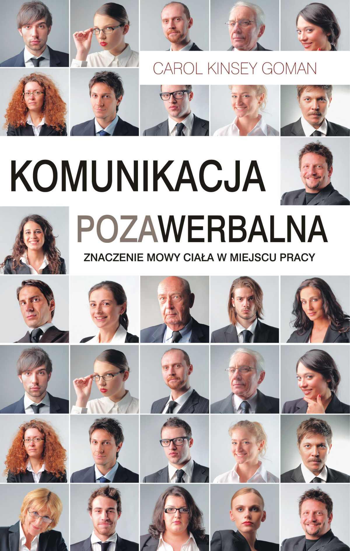 Komunikacja pozawerbalna - Ebook (Książka EPUB) do pobrania w formacie EPUB