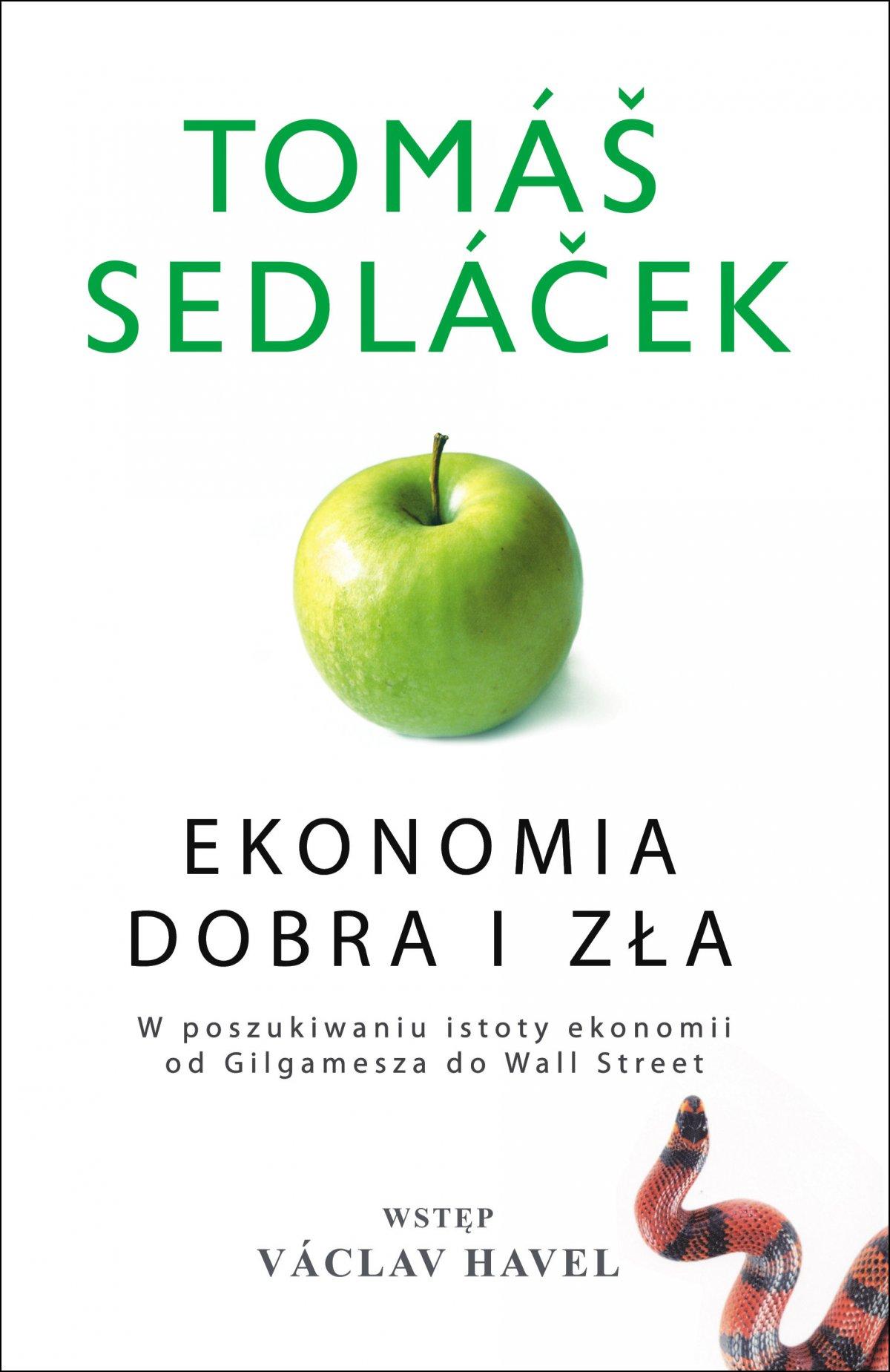 Ekonomia dobra i zła - Ebook (Książka EPUB) do pobrania w formacie EPUB