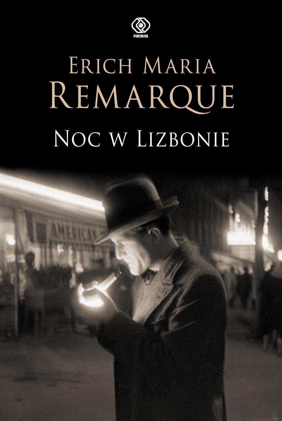 Noc w Lizbonie - Ebook (Książka na Kindle) do pobrania w formacie MOBI