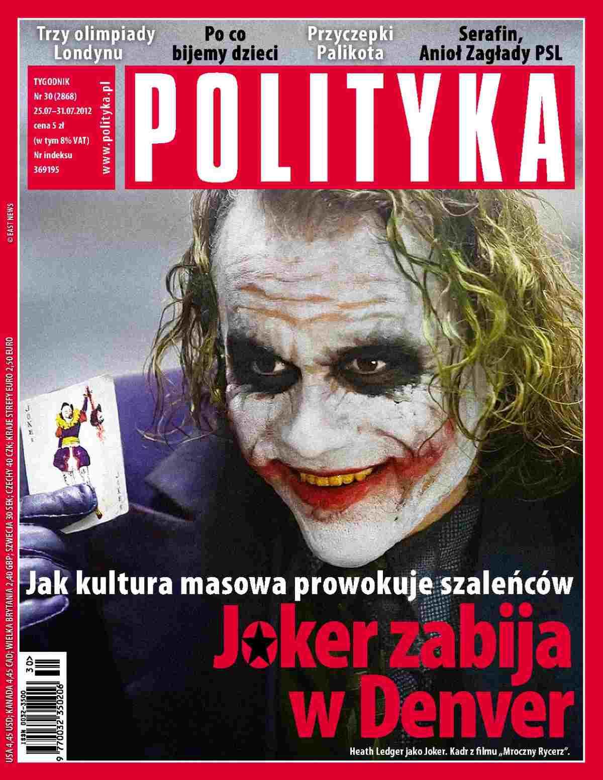 Polityka nr 30/2012 - Ebook (Książka PDF) do pobrania w formacie PDF