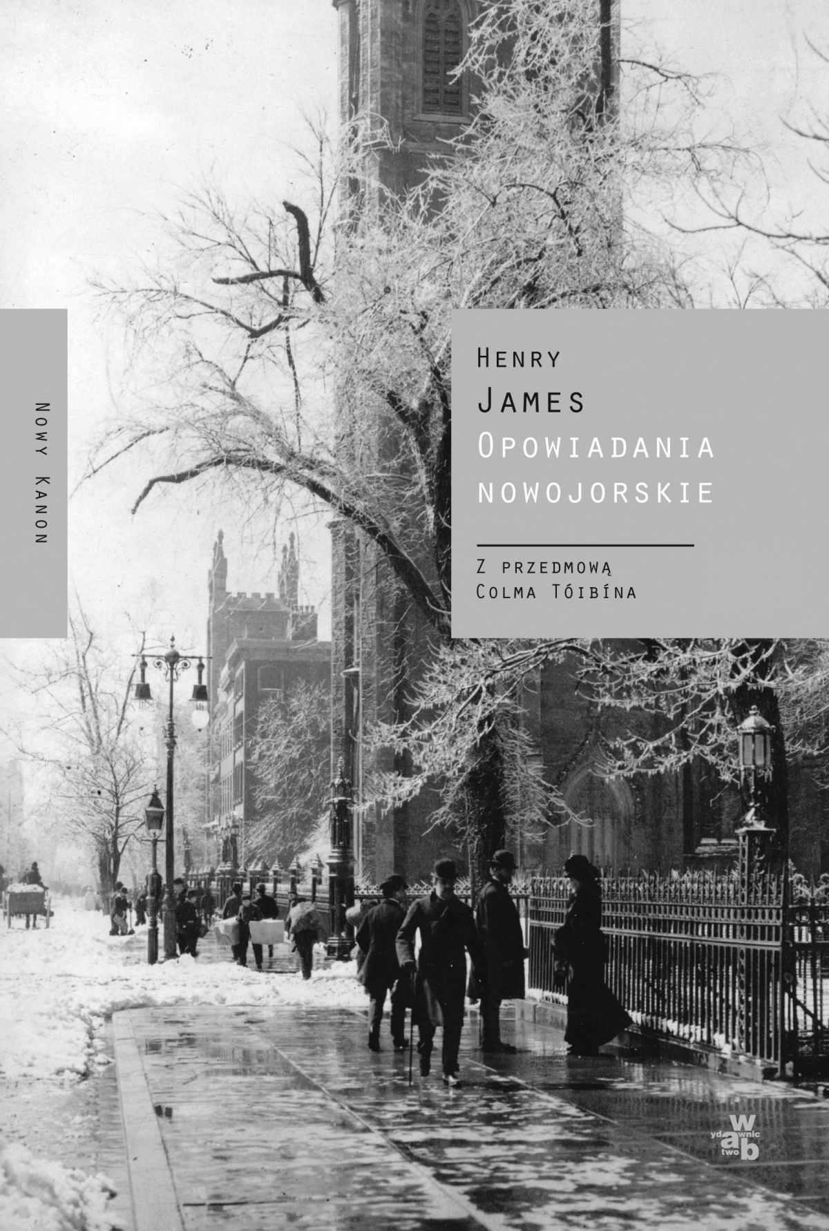 Opowiadania nowojorskie - Ebook (Książka na Kindle) do pobrania w formacie MOBI