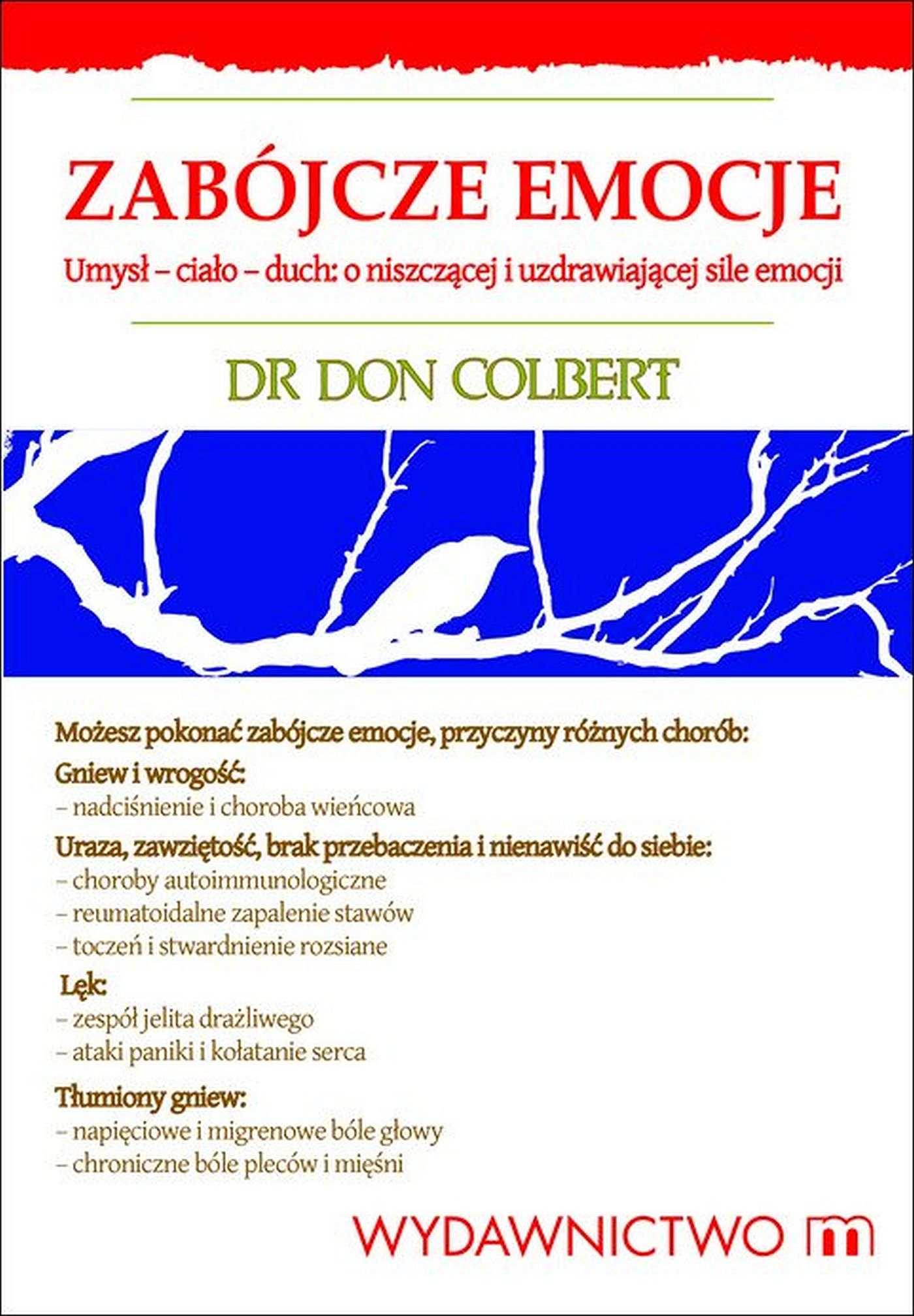 Zabójcze emocje - Ebook (Książka EPUB) do pobrania w formacie EPUB