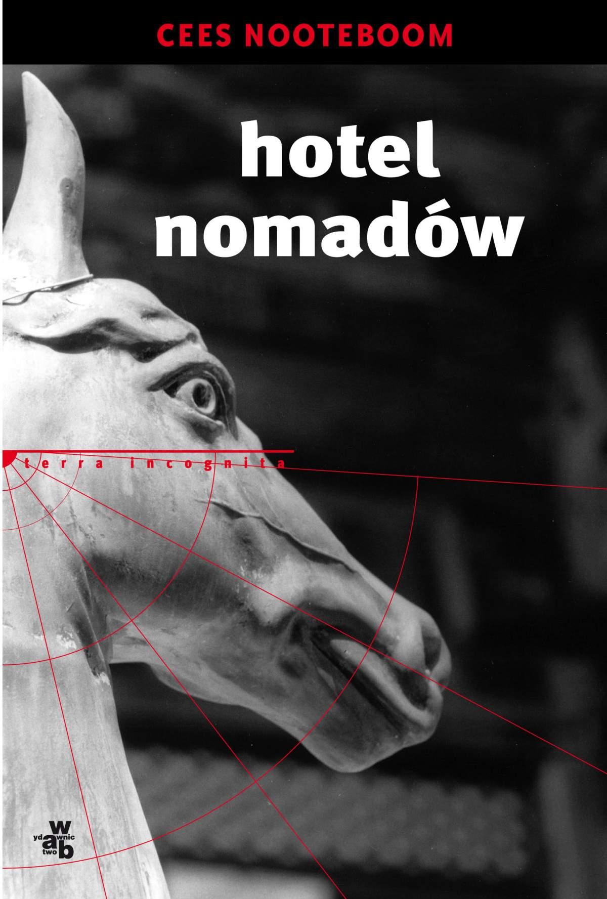 Hotel nomadów - Ebook (Książka EPUB) do pobrania w formacie EPUB