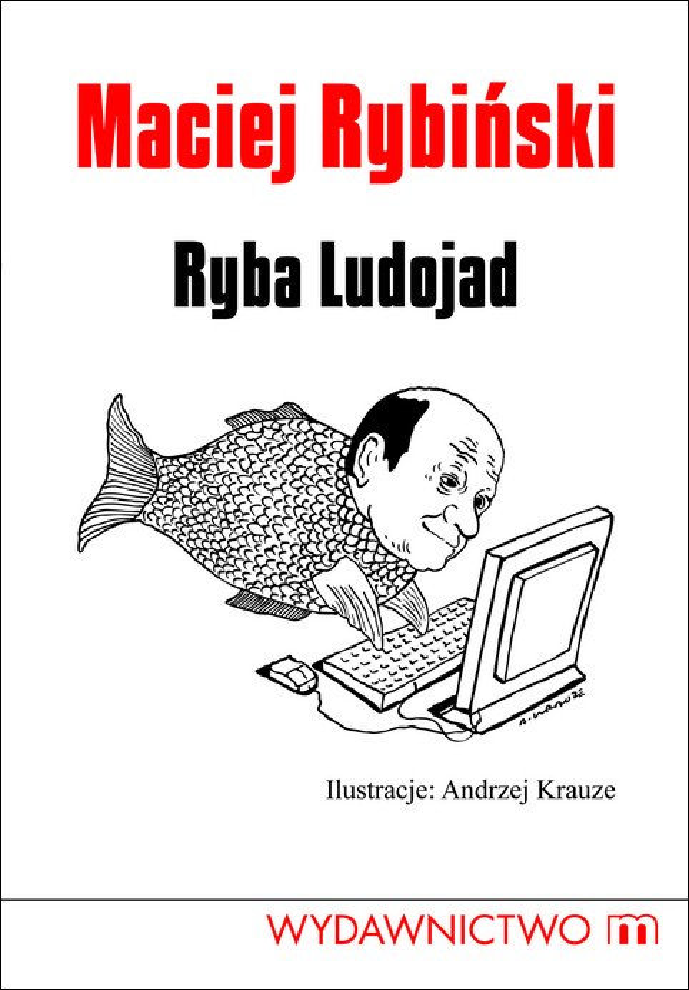 Ryba Ludojad - Ebook (Książka EPUB) do pobrania w formacie EPUB
