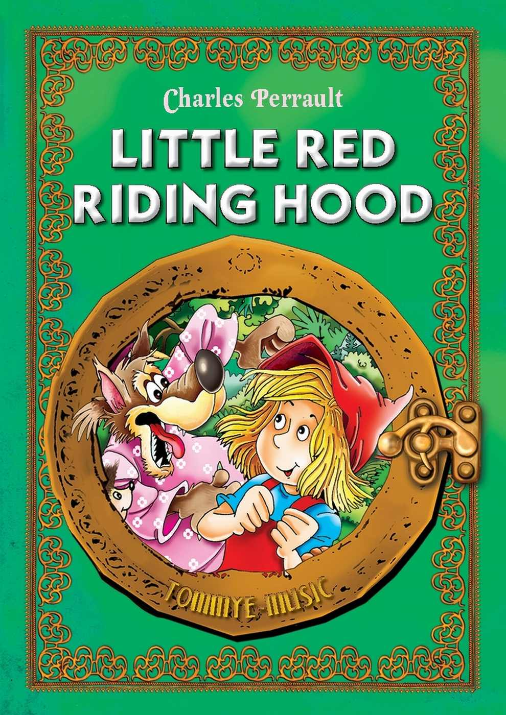 Little Red Riding Hood (Czerwony kapturek) English version - Ebook (Książka EPUB) do pobrania w formacie EPUB