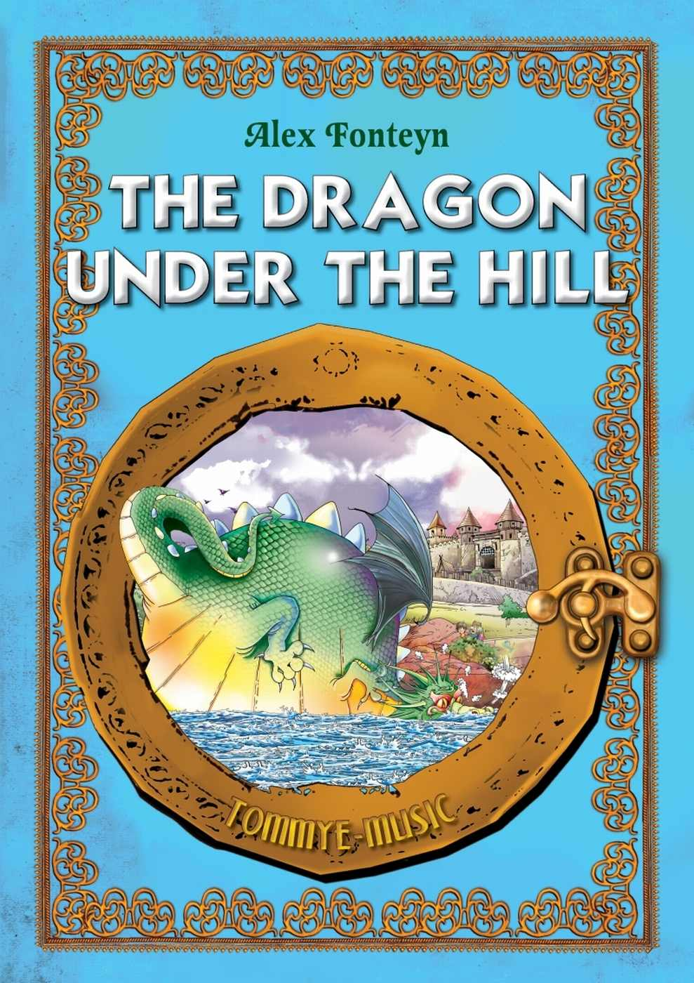 The Dragon Under the Hill (Smok wawelski) English version - Ebook (Książka EPUB) do pobrania w formacie EPUB