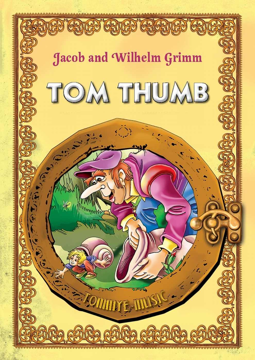 Tom Thumb (Tomcio Paluszek) English version - Ebook (Książka EPUB) do pobrania w formacie EPUB