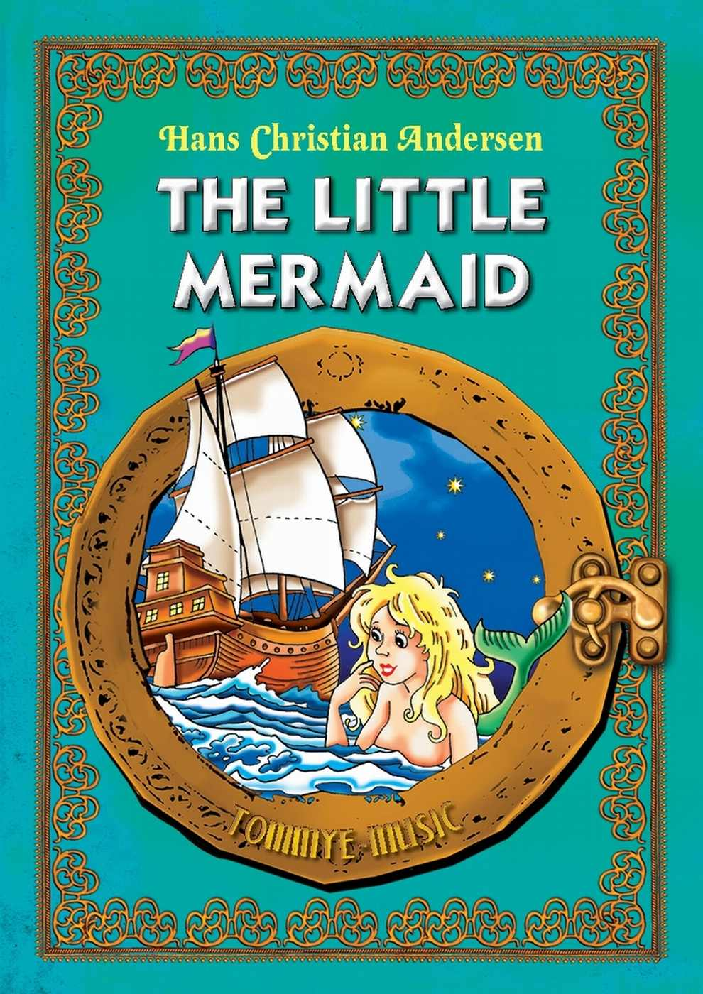 The Little Mermaid (Mała syrenka) English version - Ebook (Książka EPUB) do pobrania w formacie EPUB