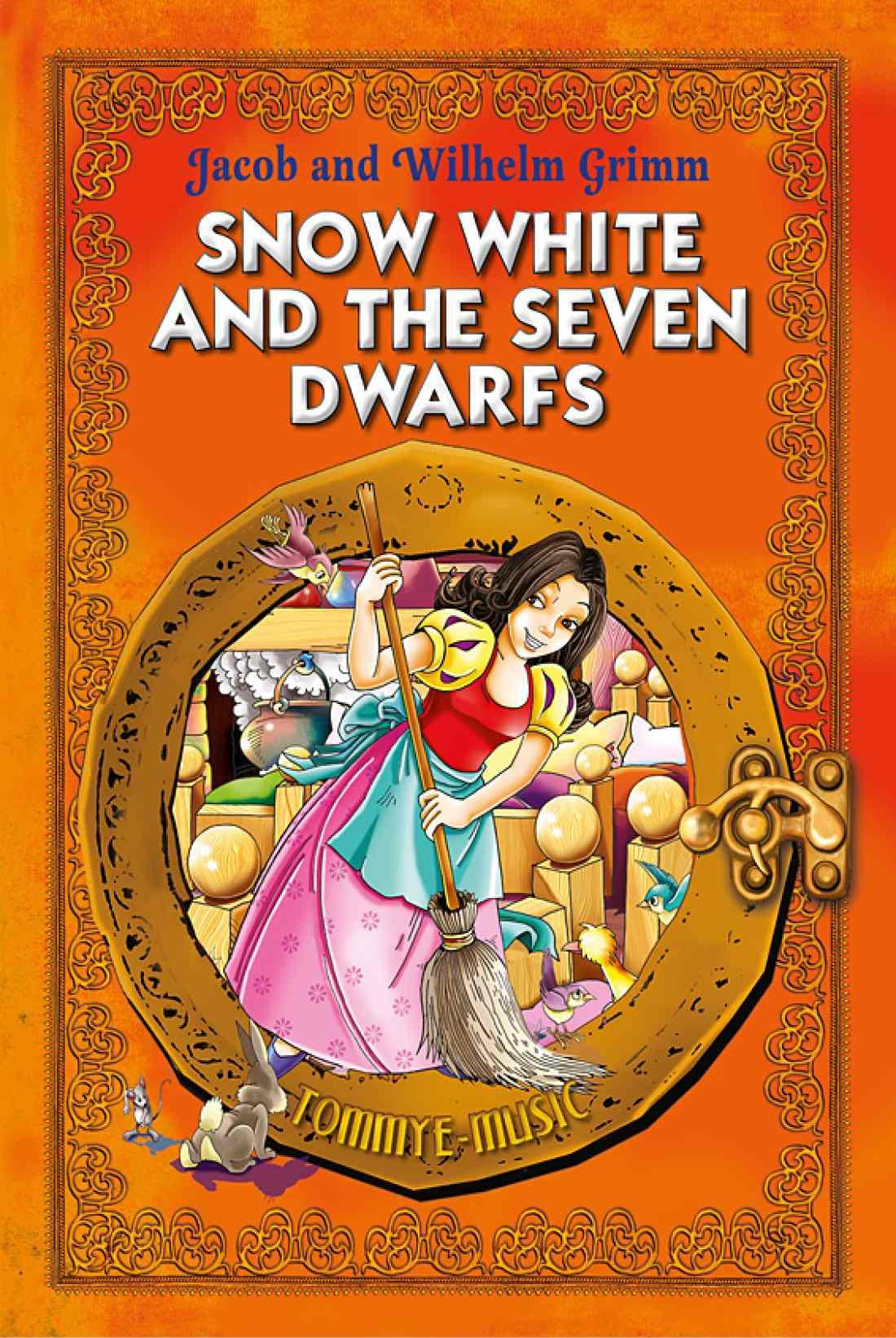 Snow White and the Seven Dwarfs (Królewna Śnieżka) English version - Ebook (Książka EPUB) do pobrania w formacie EPUB