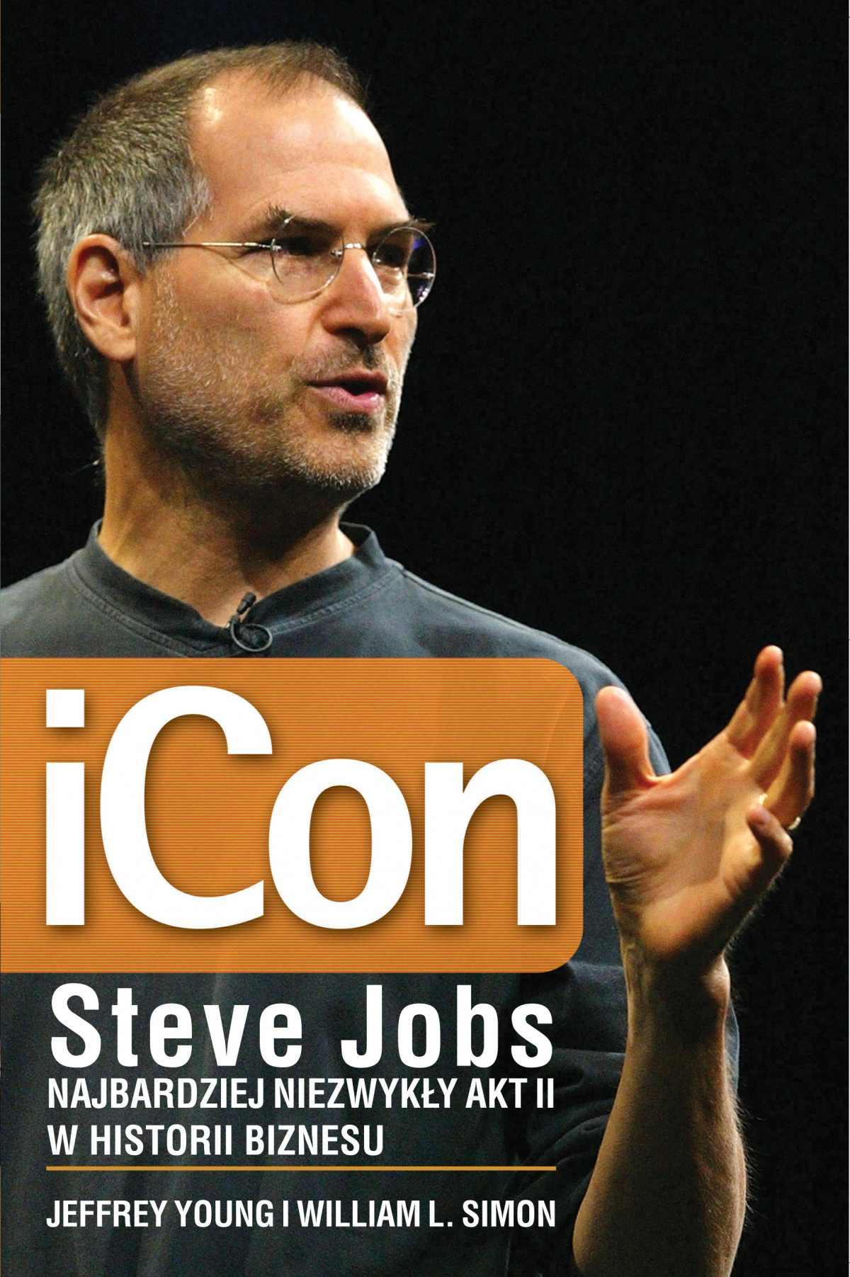 iCon Steve Jobs - Ebook (Książka na Kindle) do pobrania w formacie MOBI